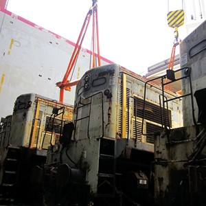 Spliethoff - Project cargo - machinery (1)