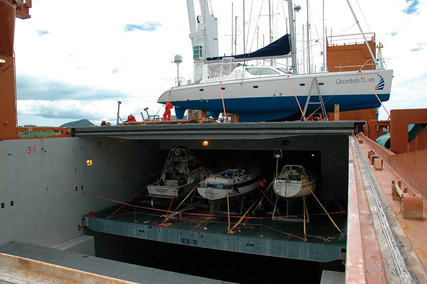 S Type Spliethoff Worldwide Ocean Transport