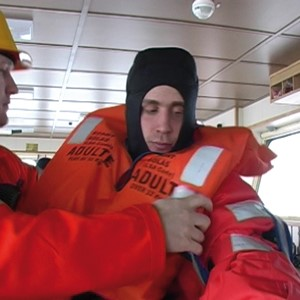 Spliethoff - safety - life vests