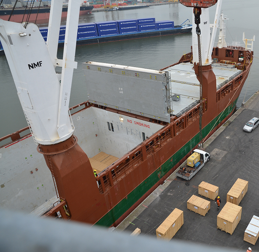 Spliethoff - Fortunagracht - general cargo (2)