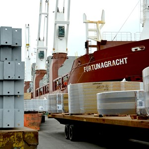 Spliethoff - Fortunagracht - general cargo (1)