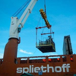 Spliethoff - Project cargo (1)