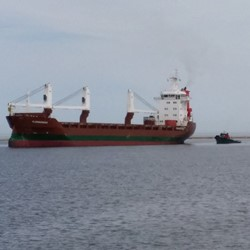 2015-04-21_Spliethoff vessel becomes the first 'salty' of Great Lakes 2015 Season