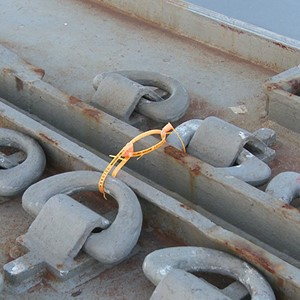 Spliethoff - Bulk cargo - sealing of the holds