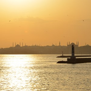 Spliethoff - Turkey - Marmara sea_Old City