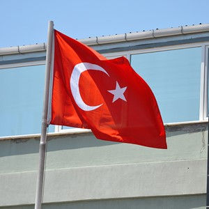 Spliethoff - Turkish flag