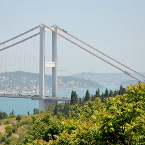 Spliethoff - Turkey - Bosporus bridge