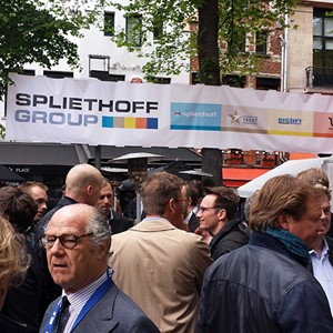 Spliethoff - 2015-05-21 - Breakbulk Antwerp 2015