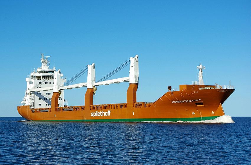 D Type Spliethoff Worldwide Ocean Transport