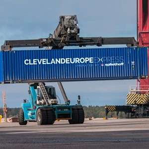 Spliethoff - Cleveland-Europe Express - Container