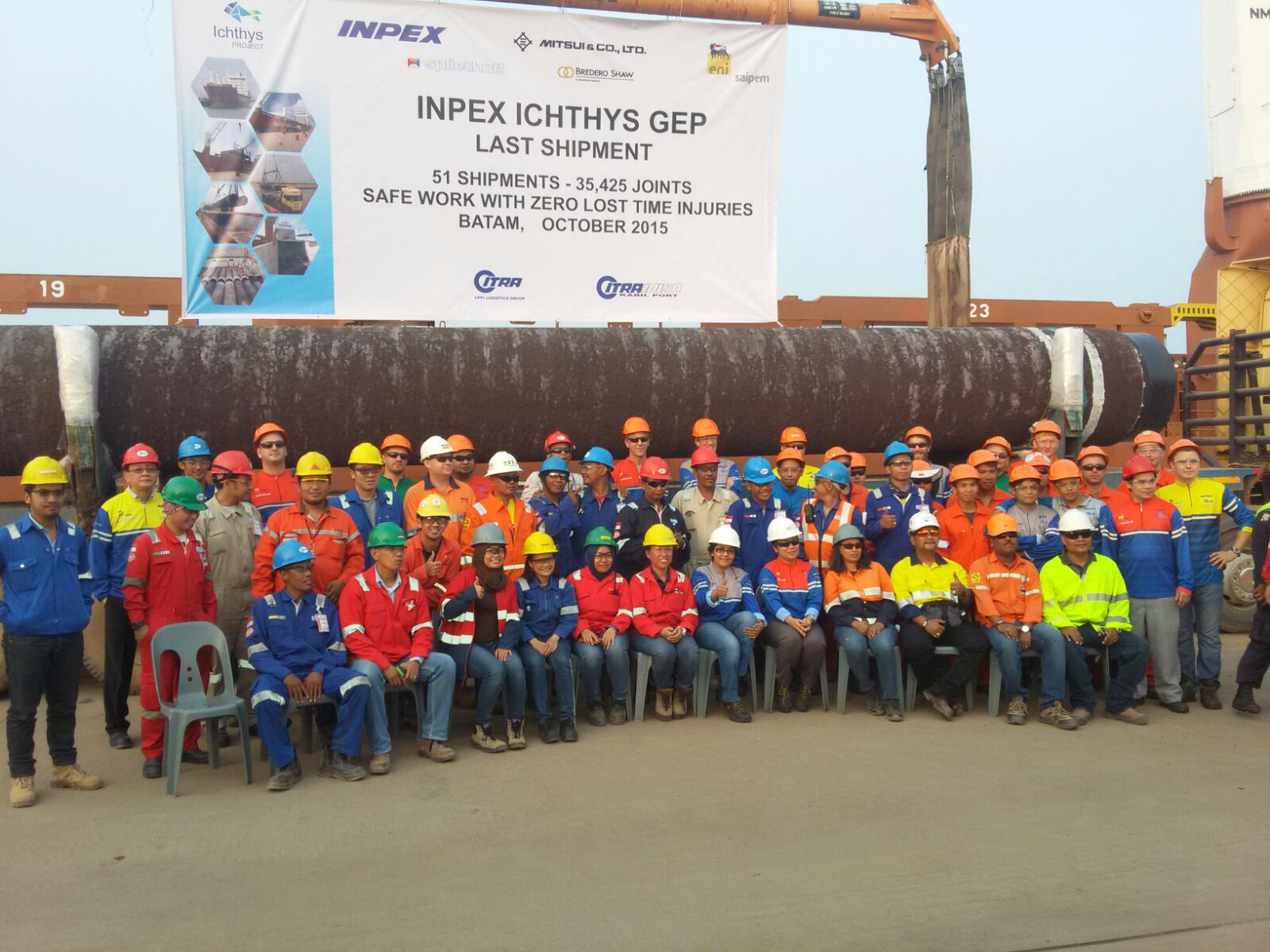 INPEX Ichthys LNG Project