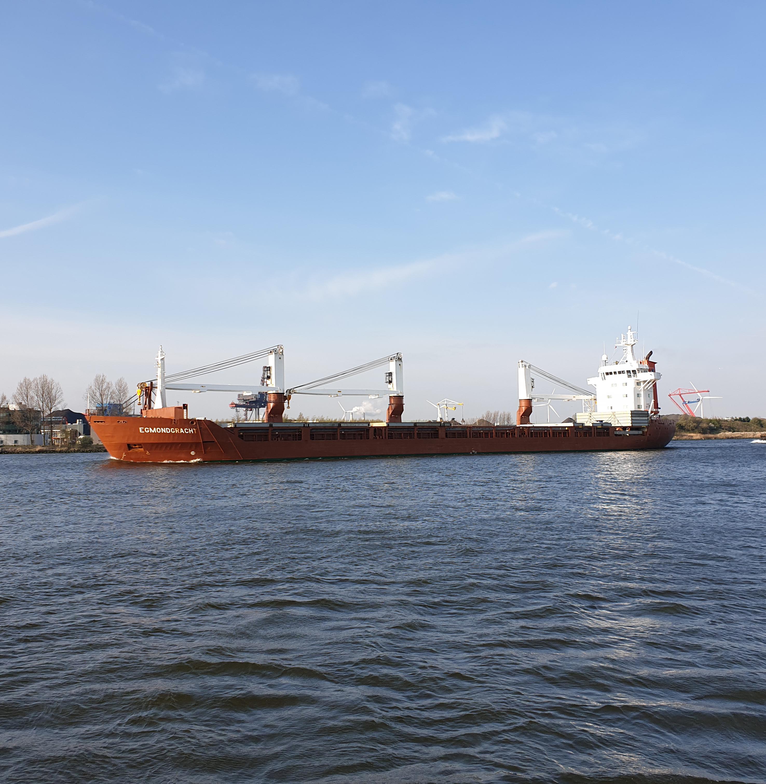 E-type   Spliethoff - Worldwide ocean transport